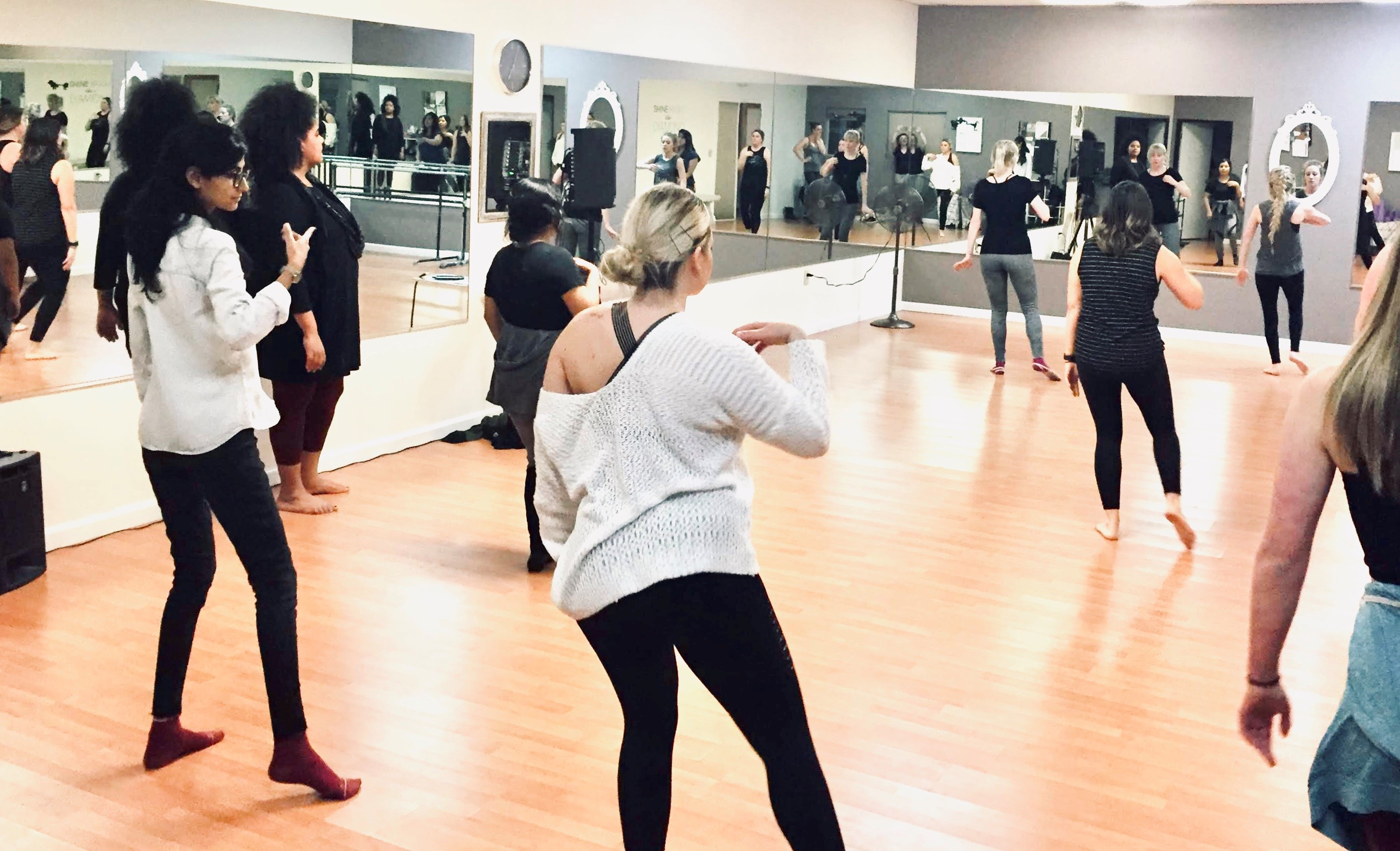 Beginner Dance and Fitness for Adults